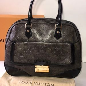 Authentic Louis Vuitton empreinte alizee travel